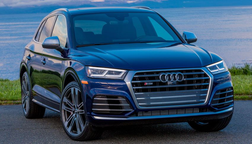 krossovery audi  | audi sq5 test drayv 1 | Audi SQ5 (Ауди СКу5) | Тест драйвAudi Audi SQ5