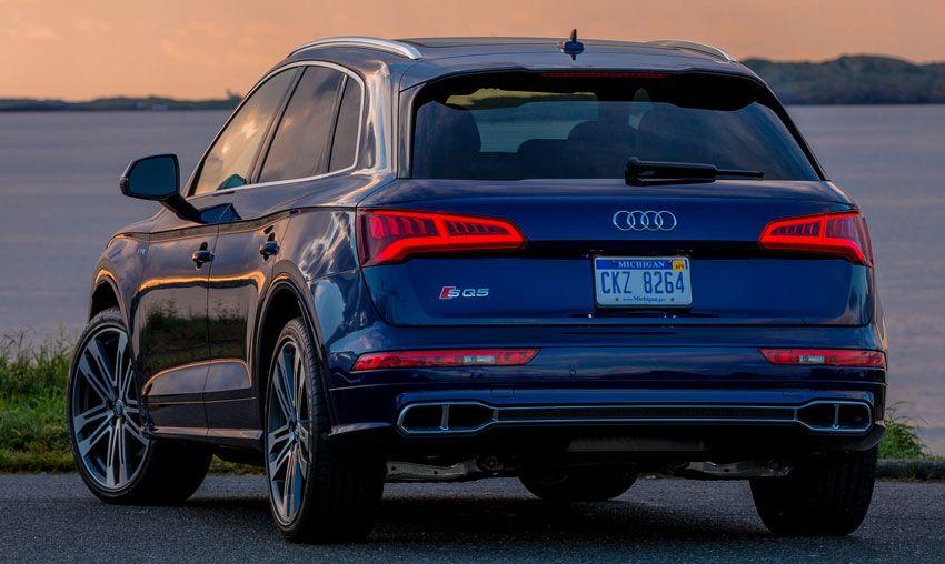 krossovery audi  | audi sq5 test drayv 3 | Audi SQ5 (Ауди СКу5) | Тест драйвAudi Audi SQ5