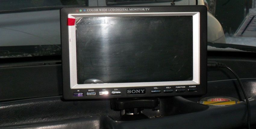 funkcional  | avtomobilnyy televizor 1 | Автомобильный телевизор | Автомобильный телевизор