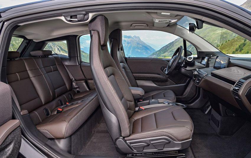 yelektromobili bmw  | bmw i3s test drayv 5 | BMW i3s (БМВ Ай3 С) тест драйв | Тест драйв BMW BMW i3s