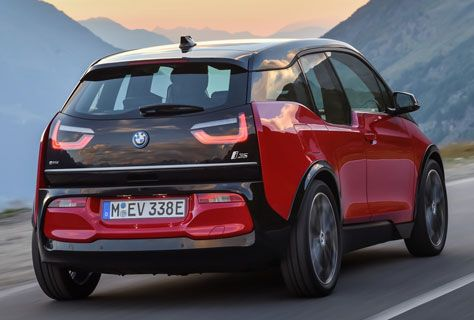 yelektromobili bmw  | bmw i3s test drayv 7 | BMW i3s (БМВ Ай3 С) тест драйв | Тест драйв BMW BMW i3s