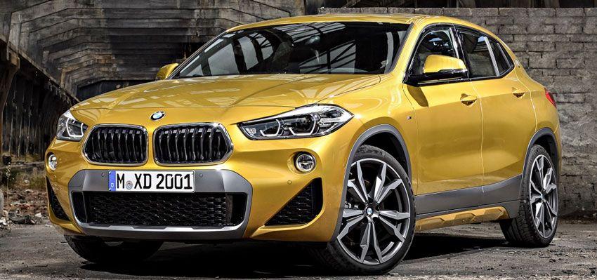krossovery bmw  | bmw x2 test drayv 1 | BMW X2 (БМВ Икс2) тест драйв | Тест драйв BMW BMW X2