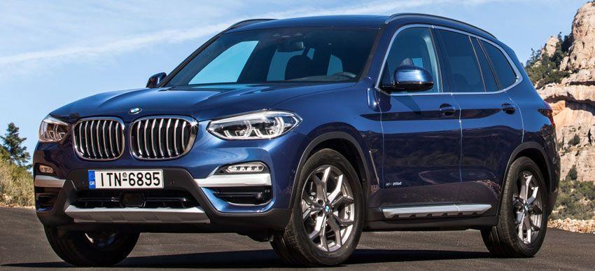 krossovery bmw  | bmw x3 test drayv 1 | BMW X3 (БМВ Икс3) тест драйв | Тест драйв BMW BMW X3