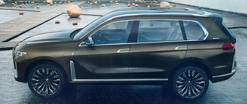 koncept avto  | bmw x7 concept 2 | BMW X7 (БМВ Икс7) Concept | BMW X7