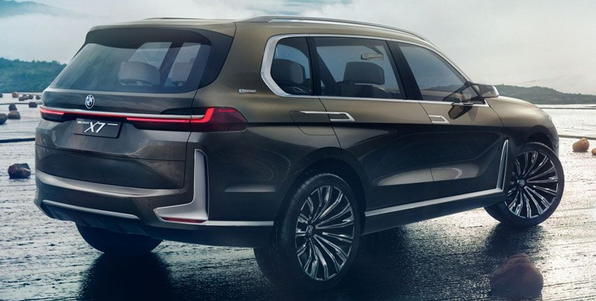 koncept avto  | bmw x7 concept 3 | BMW X7 (БМВ Икс7) Concept | BMW X7