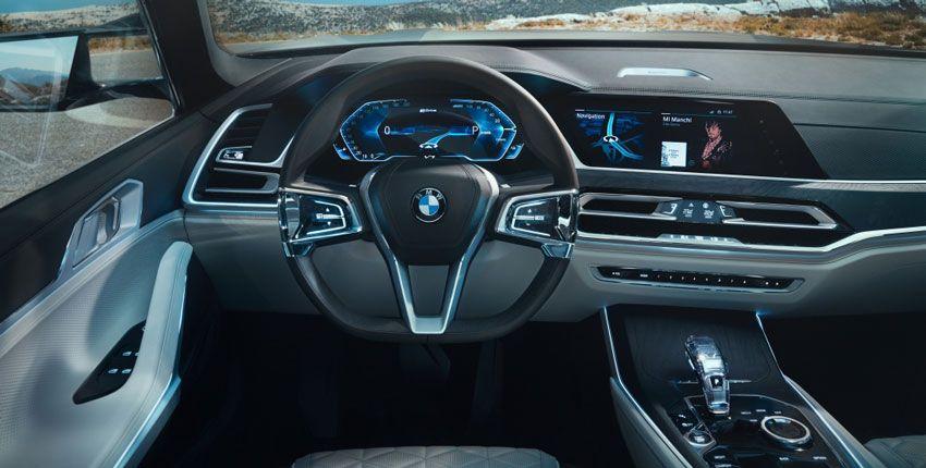 koncept avto  | bmw x7 concept 4 | BMW X7 (БМВ Икс7) Concept | BMW X7