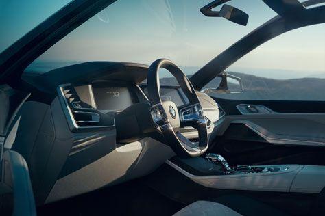koncept avto  | bmw x7 concept 5 | BMW X7 (БМВ Икс7) Concept | BMW X7