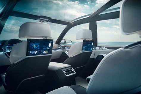koncept avto  | bmw x7 concept 6 | BMW X7 (БМВ Икс7) Concept | BMW X7