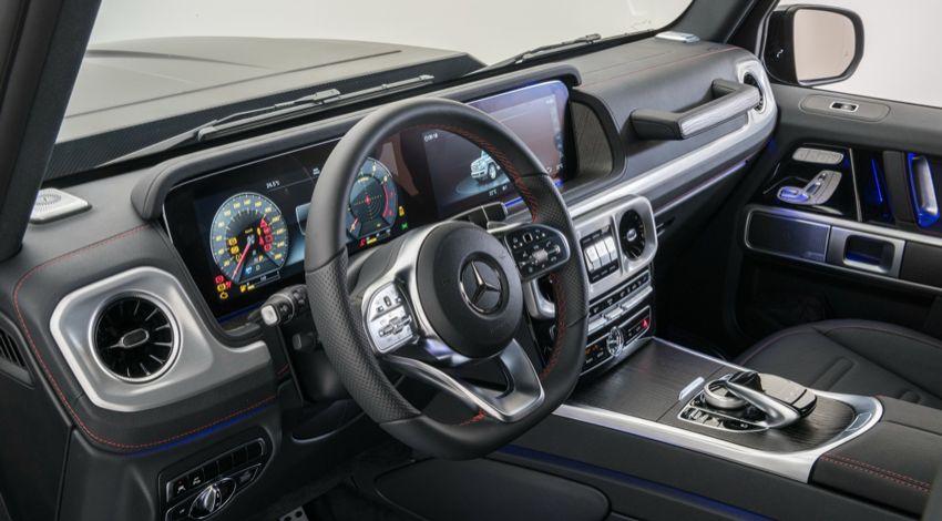 vnedorozhniki tyuning mercedes benz  | brabus porabotal s mersedes gelendvagen 4 | Brabus Mercedes G500 «Мерседес Гелендваген Джи500» | Mercedes Benz G500 Brabus