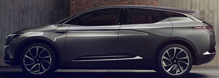 koncept avto  | byton 2020 2 | Серийный электрокроссовер Byton 2020 | Byton