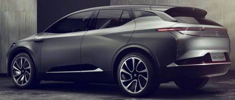 koncept avto  | byton 2020 3 | Серийный электрокроссовер Byton 2020 | Byton