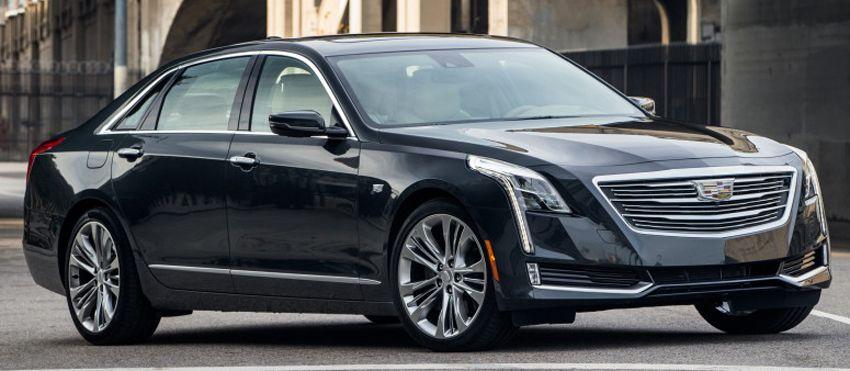 sedan cadillac  | cadillac ct6 test drayv 1 | Cadillac CT6 (Кадиллак СиТи6) тест драйв | Тест драйв Cadillac Cadillac CT6