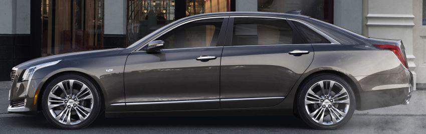 sedan cadillac  | cadillac ct6 test drayv 2 | Cadillac CT6 (Кадиллак СиТи6) тест драйв | Тест драйв Cadillac Cadillac CT6
