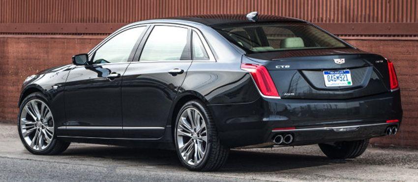 sedan cadillac  | cadillac ct6 test drayv 3 | Cadillac CT6 (Кадиллак СиТи6) тест драйв | Тест драйв Cadillac Cadillac CT6
