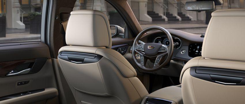 sedan cadillac  | cadillac ct6 test drayv 6 | Cadillac CT6 (Кадиллак СиТи6) тест драйв | Тест драйв Cadillac Cadillac CT6