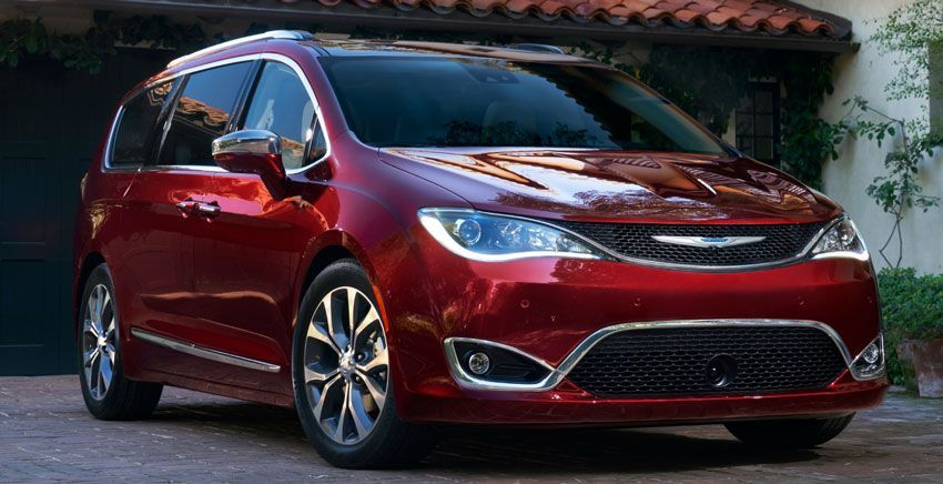 miniveny chrysler  | chrysler pacifica test drayv 1 | Chrysler Pacifica (Краслер Пацифика) тест драйв | Тест драйв Chrysler Chrysler Pacifica