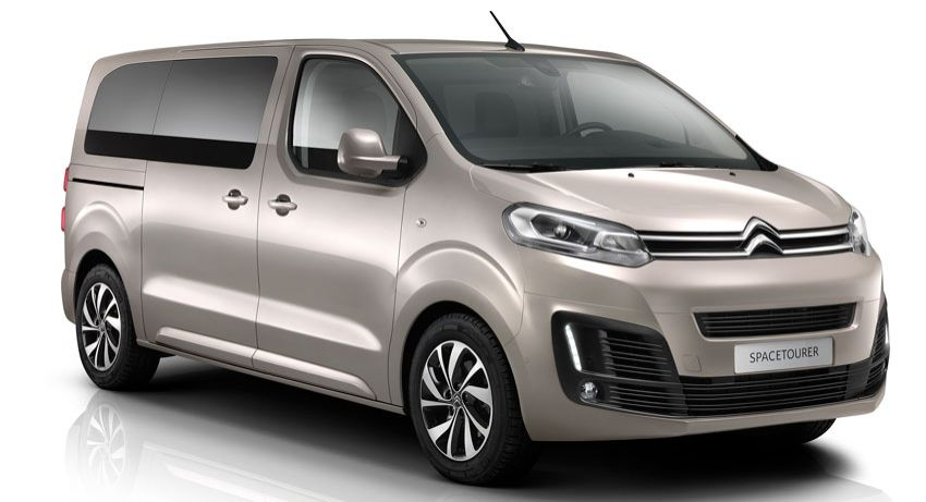 kommercheskie citroen  | citroen spacetourer 1 | Citroen SpaceTourer (Ситроен Спайстур) | Тест драйв Citroen Citroen SpaceTourer