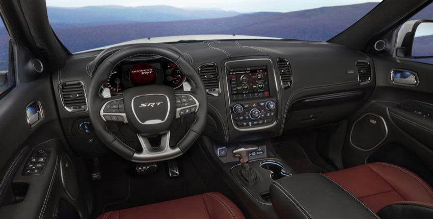 krossovery dodge  | dodge durango srt test drayv 4 | Dodge Durango SRT (Додж Дюранго СТР) тест драйв | Тест драйв Dodge Dodge Durango SRT