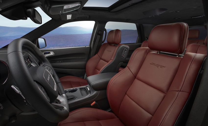 krossovery dodge  | dodge durango srt test drayv 5 | Dodge Durango SRT (Додж Дюранго СТР) тест драйв | Тест драйв Dodge Dodge Durango SRT