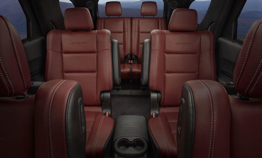 krossovery dodge  | dodge durango srt test drayv 6 | Dodge Durango SRT (Додж Дюранго СТР) тест драйв | Тест драйв Dodge Dodge Durango SRT