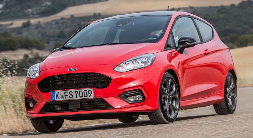khyechbek ford  | ford fiesta st 1 | Ford Fiesta ST (Форд Фиеста СТ) | Тест драйв Ford Ford Fiesta ST