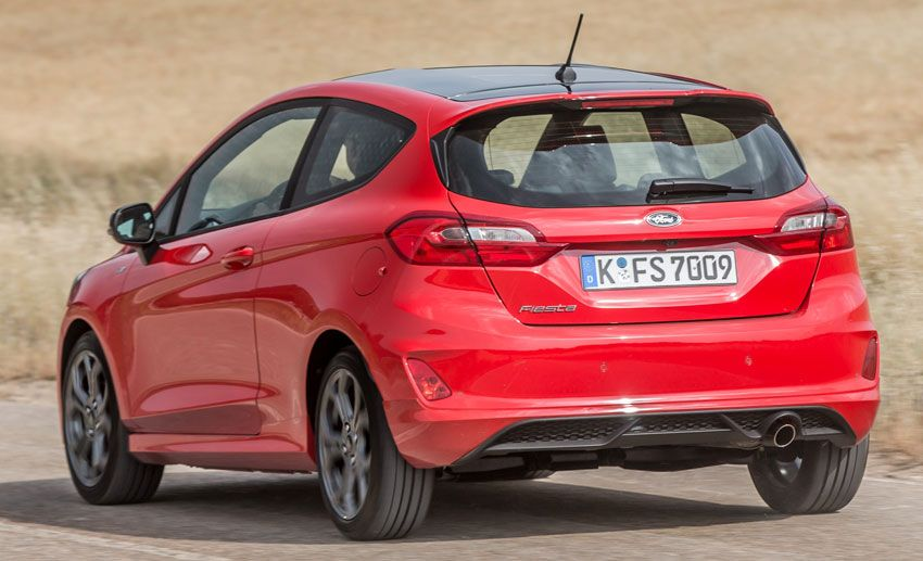 khyechbek ford  | ford fiesta st 3 | Ford Fiesta ST (Форд Фиеста СТ) | Тест драйв Ford Ford Fiesta ST