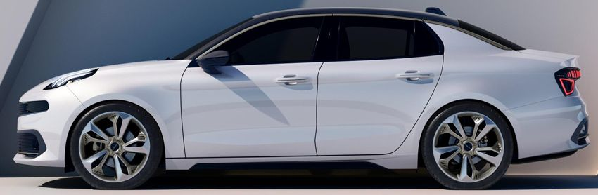 koncept avto geely  | geely volvo pokazala novyy shikarnyy sedan lynk co 03 2 | Geely Volvo показала новый шикарный седан Lynk & Co 03 | Lynk & Co 03