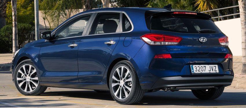 khyechbek hyundai  | hyundai i30 test drayv 3 | Hyundai i30 (Хендай Ай30) тест драйв | Тест драйв Hyundai Hyundai i30