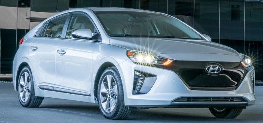 yelektromobili hyundai  | hyundai ioniq electric 1 | Hyundai Ioniq Electric (Хендай Ионик Электрик) тест драйв | Тест драйв Hyundai Hyundai Ioniq