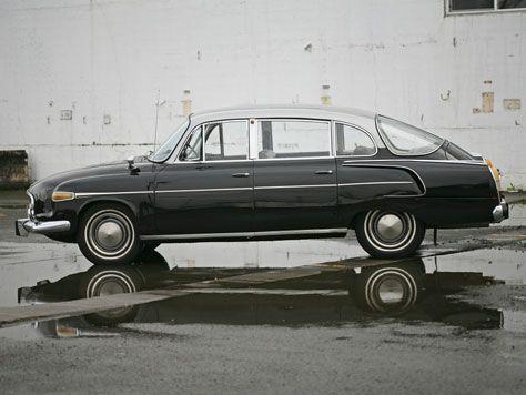 istoriya zarubezhnogo avtoproma  | istoriya sozdaniya tatra 613 3 | История создания Tatra 613 (Татра 613) | Tatra 613