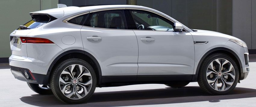 krossovery jaguar  | jaguar e pace 2 | Jaguar E Pace (Ягуар Е Пэйс) тест драйв | Тест драйв Jaguar Jaguar E Pace