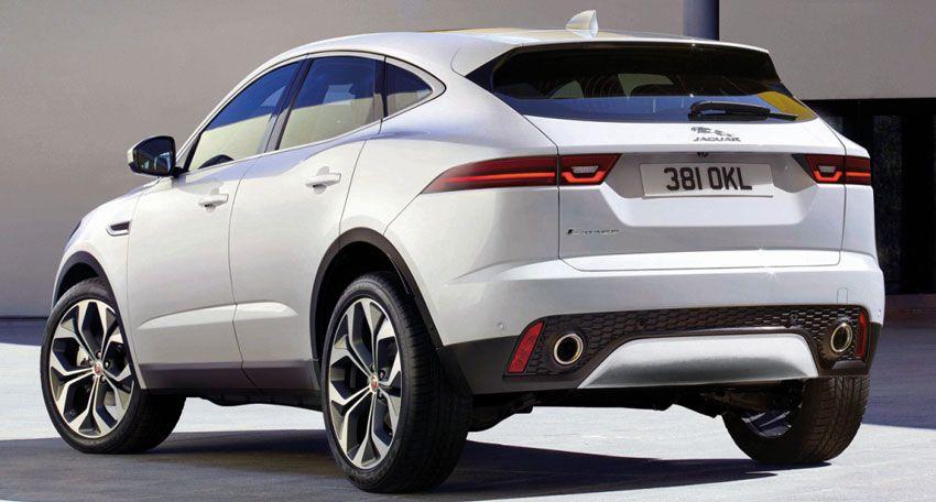 krossovery jaguar  | jaguar e pace 3 | Jaguar E Pace (Ягуар Е Пэйс) тест драйв | Тест драйв Jaguar Jaguar E Pace