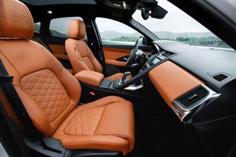 krossovery jaguar  | jaguar e pace 4 | Jaguar E Pace (Ягуар Е Пэйс) тест драйв | Тест драйв Jaguar Jaguar E Pace