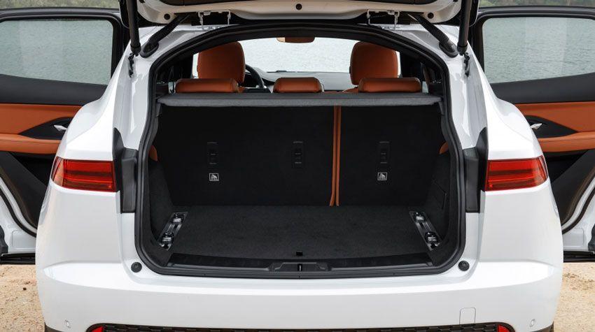 krossovery jaguar  | jaguar e pace 6 | Jaguar E Pace (Ягуар Е Пэйс) тест драйв | Тест драйв Jaguar Jaguar E Pace