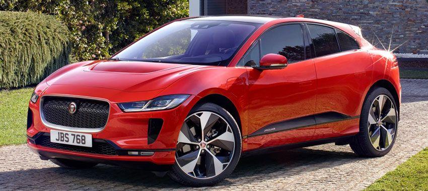 yelektromobili jaguar  | jaguar i pace 1 | Jaguar I Pace (Ягуар Ай Пейс) | Jaguar I Pace