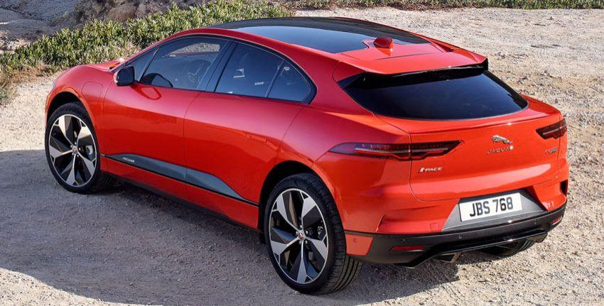 yelektromobili jaguar  | jaguar i pace 3 | Jaguar I Pace (Ягуар Ай Пейс) | Jaguar I Pace