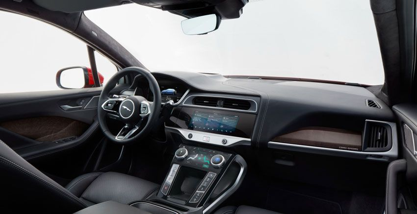 yelektromobili jaguar  | jaguar i pace 4 | Jaguar I Pace (Ягуар Ай Пейс) | Jaguar I Pace