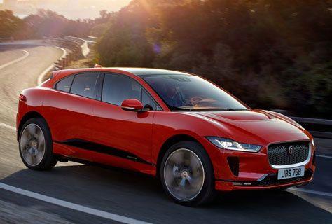 yelektromobili jaguar  | jaguar i pace 6 | Jaguar I Pace (Ягуар Ай Пейс) | Jaguar I Pace