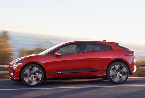 yelektromobili jaguar  | jaguar i pace 7 | Jaguar I Pace (Ягуар Ай Пейс) | Jaguar I Pace