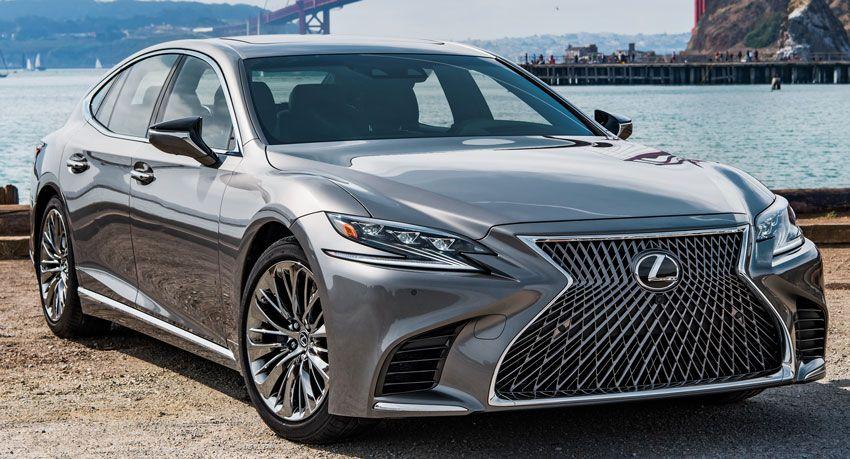 sedan lexus  | lexus ls 1 | Lexus LS (Лексус ЛС) | Тест драйв Lexus Lexus LS