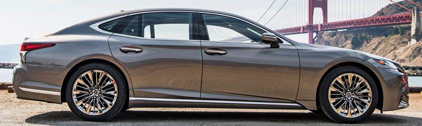 sedan lexus  | lexus ls 2 | Lexus LS (Лексус ЛС) | Тест драйв Lexus Lexus LS