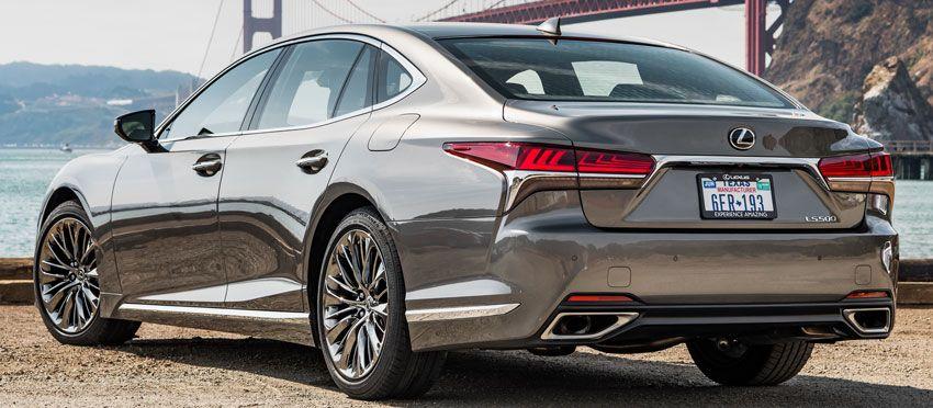 sedan lexus  | lexus ls 3 | Lexus LS (Лексус ЛС) | Тест драйв Lexus Lexus LS