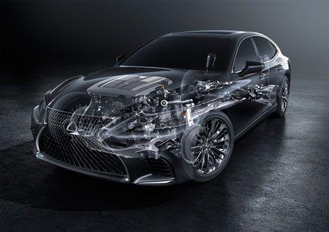 sedan lexus  | lexus ls 4 | Lexus LS (Лексус ЛС) | Тест драйв Lexus Lexus LS