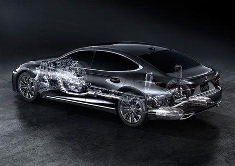 sedan lexus  | lexus ls 5 | Lexus LS (Лексус ЛС) | Тест драйв Lexus Lexus LS