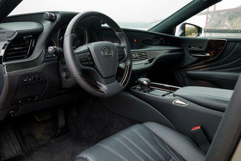 sedan lexus  | lexus ls 6 | Lexus LS (Лексус ЛС) | Тест драйв Lexus Lexus LS