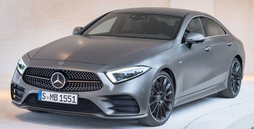 sedan mercedes benz  | mercedes benz cls test drayv 1 | Mercedes Benz CLS (Мерседес Бенц СиЛС) тест драйв 2018 2019 | Тест драйв Mercedes Benz Mercedes Benz CLS