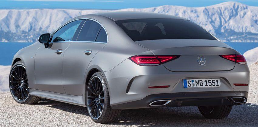 sedan mercedes benz  | mercedes benz cls test drayv 3 | Mercedes Benz CLS (Мерседес Бенц СиЛС) тест драйв 2018 2019 | Тест драйв Mercedes Benz Mercedes Benz CLS