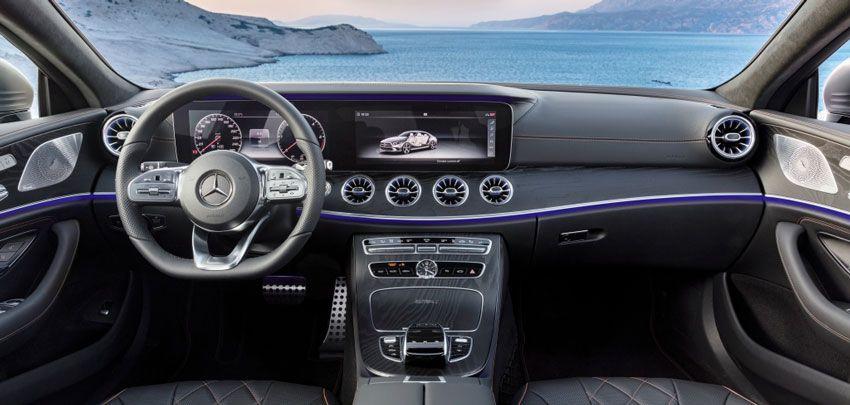 sedan mercedes benz  | mercedes benz cls test drayv 4 | Mercedes Benz CLS (Мерседес Бенц СиЛС) тест драйв 2018 2019 | Тест драйв Mercedes Benz Mercedes Benz CLS