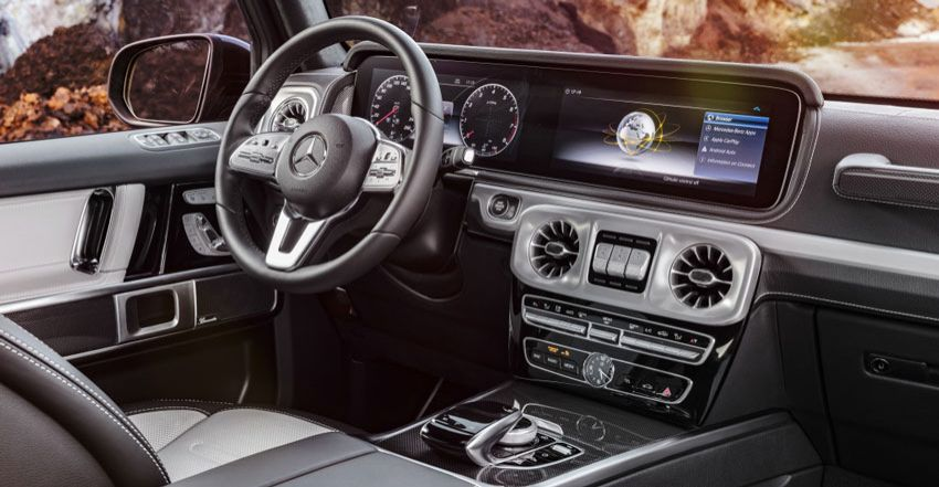 vnedorozhniki mercedes benz  | mercedes benz g class 2018 2019 3 | Mercedes Benz G Class 2018 2019 (Мерседес Джи класса) | Mercedes Benz G