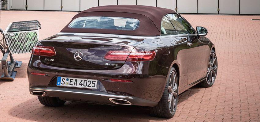 kabriolety mercedes benz  | mrcedes benz e cabriolete 3 | Mercedes Benz E Cabriolet (Мерседес Бенц Е кабриолет) | Тест драйв Mercedes Benz Mercedes Benz E